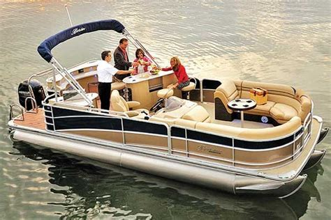 pontificating on pontoons boatus magazine - Boat Definition Of Pontoon