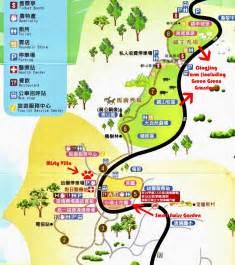 cing map entree kibbles cingjing villa 清境雲濛仙境民宿