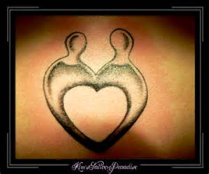 ouder kind symbool kim s tattoo paradise