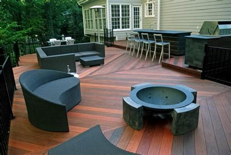 deck firepit decks spas kitchens pits landscaping network