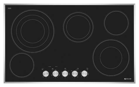 jenn air radiant cooktop jenn air 36 quot electric radiant cooktop jec3536bs
