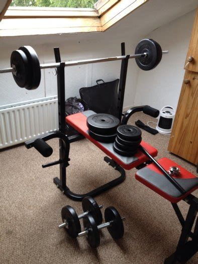 weights and benches for sale bench and weights for sale in blanchardstown dublin from