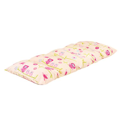 Foldable Sleeping Mattress Bag Sleepover Folding Mattress Sleeping Bag Nap Mat Z Bed Pillow Children S Ebay