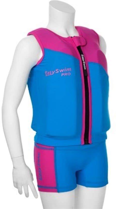zwemvest easy swim kind bol easyswim pro girl 2 delig drijfpakje roze
