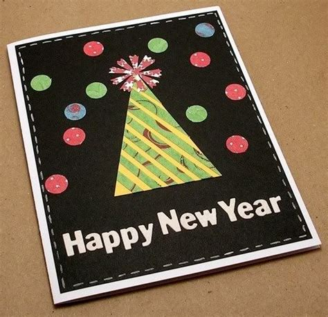 make a happy new year card happy new year card merry happy new
