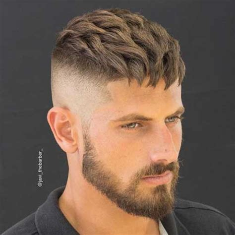 haircuts male coolest mens tapered haircut mens hairstyles 2018