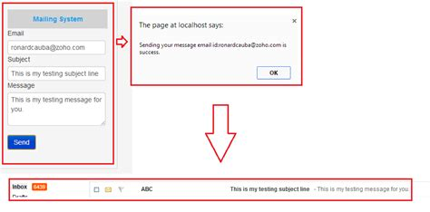 tutorial php send email sending email using gmail smtp in swiftmail with php