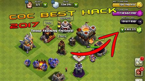 hack clash of clans android clash of clans hack gems for android 2017 how to hack clash of clans gems without root