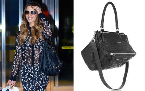 Kate Beckinsdale With Valentino Historie Purse by Favorite Handbags To Travel With Travel
