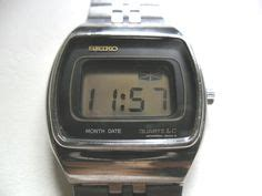 early 1977 seiko lcd gold tone s vintage quartz digital olivier s gift