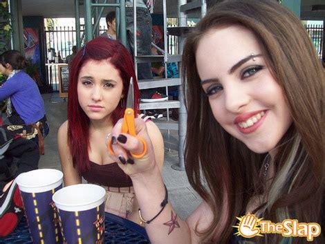 elizabeth gillies tattoo elizabeth gillies and jadelyn quot jade quot west 954619