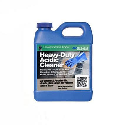 miracle sealants heavy duty acidic cleaner 1 quart