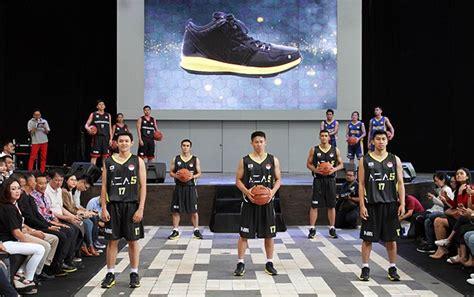 kolaborasi dbl indonesia ardiles luncurkan sepatu basket