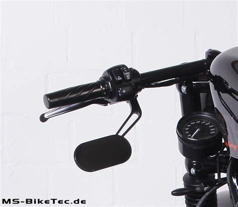 Motorrad Mit Hohem Lenker by Spiegel Quot Loop Quot Schwarz F 252 R Harley 174 V Rod 174 Sportster