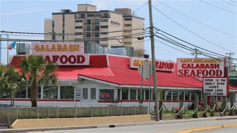Captain Benjamin S Calabash Seafood Seafood Restaurants Best Seafood Buffet In Myrtle Sc