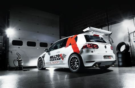 Milltek Vw Gti Mk6 The Milltek Volkswagen Racing Cup