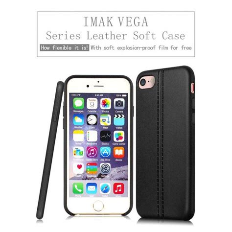 Imak Series Tpu For Iphone 7 Black Imak Series Tpu For Iphone 7 8 Black