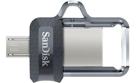 Sandisk Ultra Dual Drive M3 0 32gb sandisk 32gb ultra dual drive m3 0 usb 3 0 150mb s