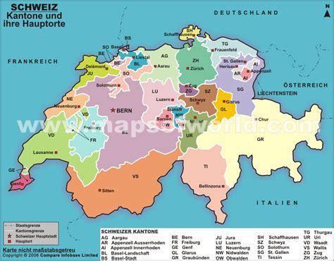 hängematte schweiz schweizer kantone und hauptorte schweiz bundeslander