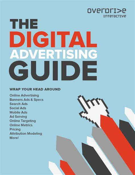 best digital advertising digital advertising bible advertising guide