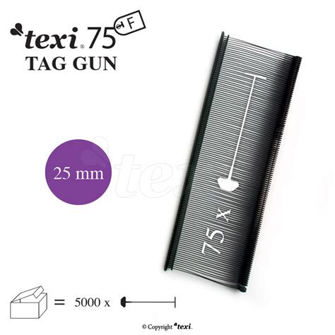 Tag Gun X Trail 5 000 Pcs Tag Pin Tagging And Labelling texi culture of sewing texi 75 ppf black 025 tagging