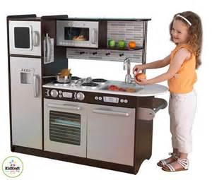Superb Cuisine Bois Jouet Ikea #11: Cozinha-Brinquedo-KidKraft-Uptown-Espresso-Kitchen-01.jpg