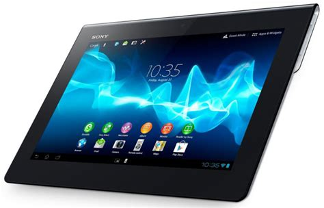 Tablet Sony Z Di Indonesia sony xperia tablet z details surface