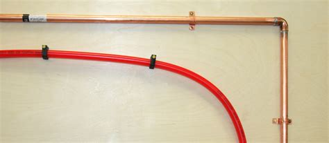 Plumbing Vs Hvac by Pex Plumbing Systems Versus Rigid Piping For Building