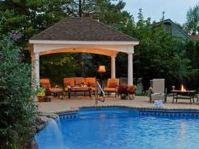 backyard design ideas with pool and outdoor kitchen landscaping gardening ideas