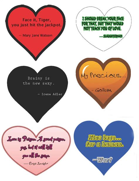 geeky valentines quotes for your nerdy lisathegeekmom