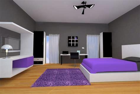 dormitorio para adolescente en rojo