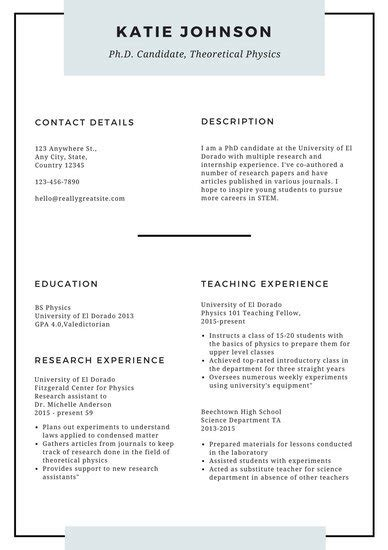 Resume Template Design Scholarship by Customize 734 Modern Resume Templates Canva
