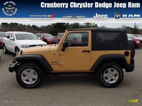 dune jeep 2013 dune beige jeep wrangler sport s 4x4 79813964