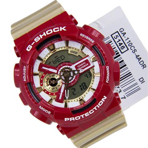Casio G Shock Ga 110cs 4 Ironman casio g shock ironman ga 110cs 4a ga110cs ebay
