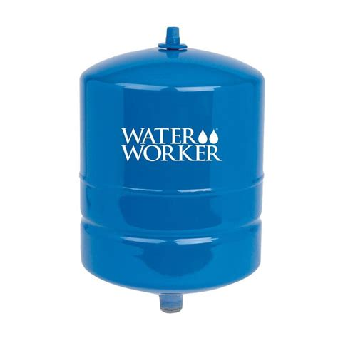 water worker 4 gal pressurized well tank ht4b the home