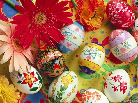 colorful easter wallpaper colorful easter eggs colorful background wallpapers