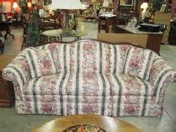 broyhill floral sofa with wood trim 51 best images about floral sofa upholstery on