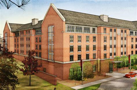 Eastern Washington University Snyamncut Residence Hall Cheney Wa Alsc Architects