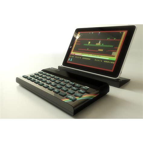 zx spectrum the recreated sinclair zx spectrum gaming system with free