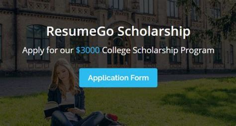 Noodle College Scholarship Sweepstakes - resumego college scholarship program 2017 2018 usascholarships com