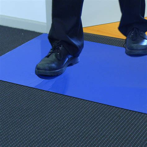 Sticky Mats For Clean Rooms by Cleanroom Sticky Mat Identity Matters
