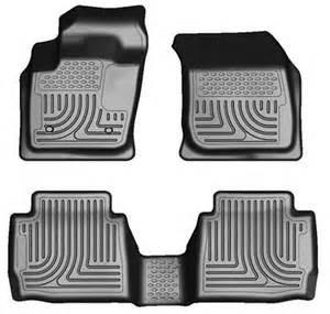 2013 Ford Fusion Floor Mats 99751 Husky Liners 174 Weatherbeater Floor Mats 2013 Ford