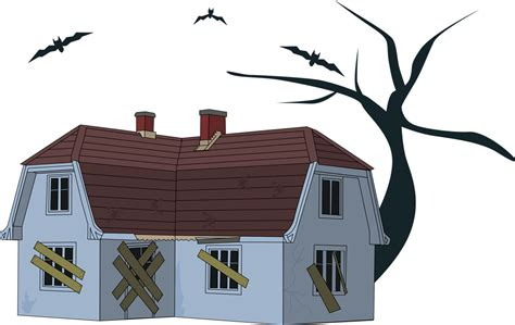 haunted house clipart free cartoon haunted house clip art