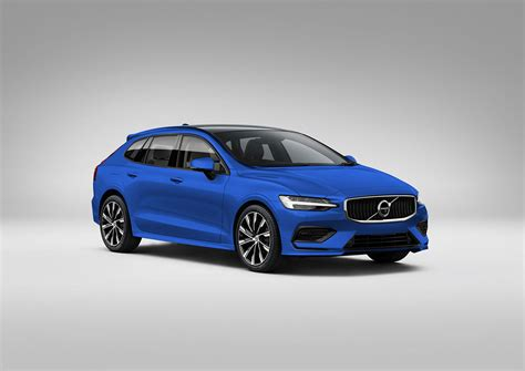 Volvo News 2019 by 2019 Volvo V40 Rendered With V60 Exterior Design Elements