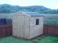 Sheds Donegal by Wooden And Metal Sheds In Donegal From Better Garden