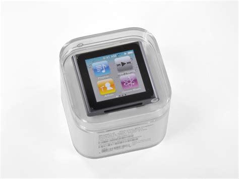 pegue sua lupa desmontaram os novos ipods nano  shuffle