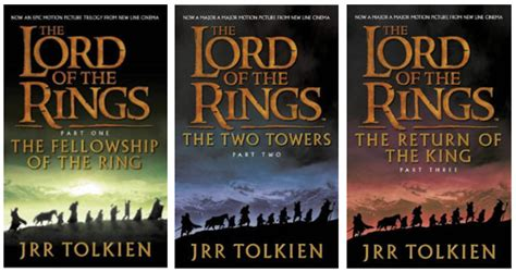 the the trilogy books lord of the rings book cover designs