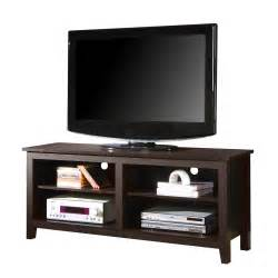 tv stands on flat screen tv stands