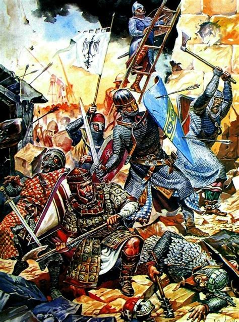 the crusades a history from beginning to end books siege of acre 1291 guillaume de clermont defending