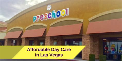 day care las vegas affordable day care in las vegas